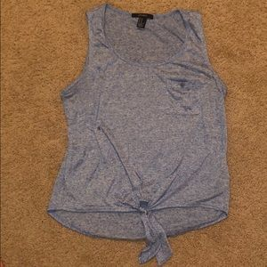 Forever 21 tank top, light blue